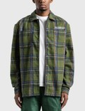 Pleasures Widow Heavyweight Flannel Shirt 사진