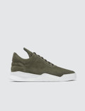 Filling Pieces Low Top Ghost Suede Picture