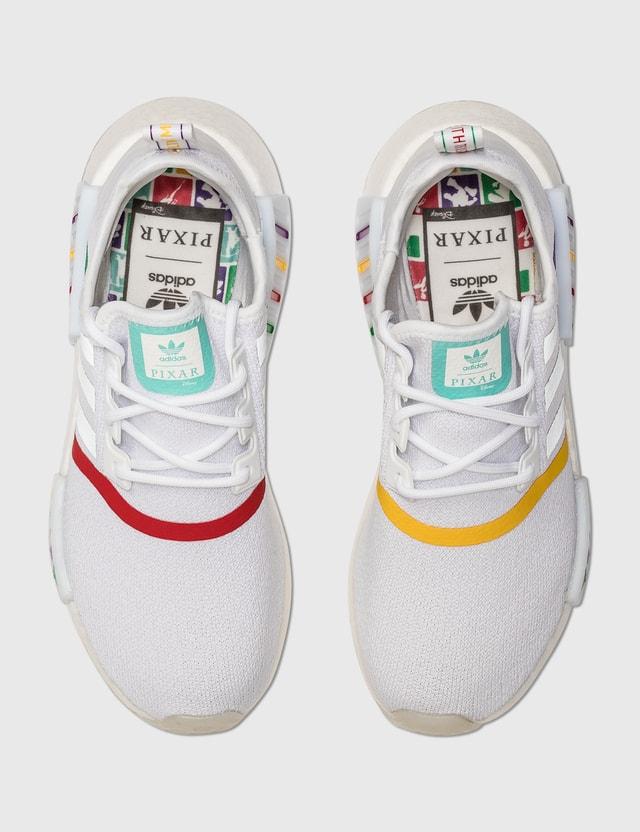 Adidas Originals adidas x Pixar NMD_R1 Sneaker Ftwr White/ftwr White/core Black Women