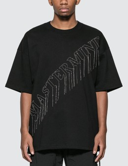 Mastermind World Beaded Logo T-shirt