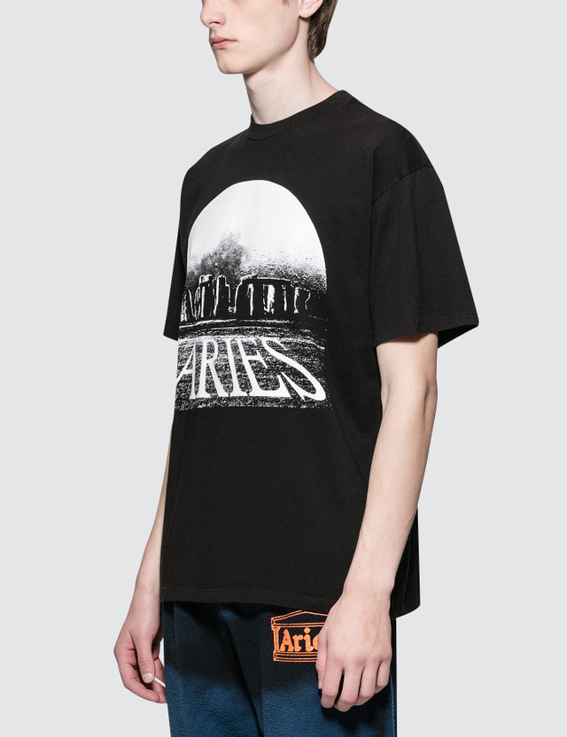 Aries Moonhenge S/S T-Shirt