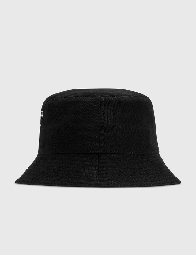 Off-White Hands Off Bucket Hat Black Men