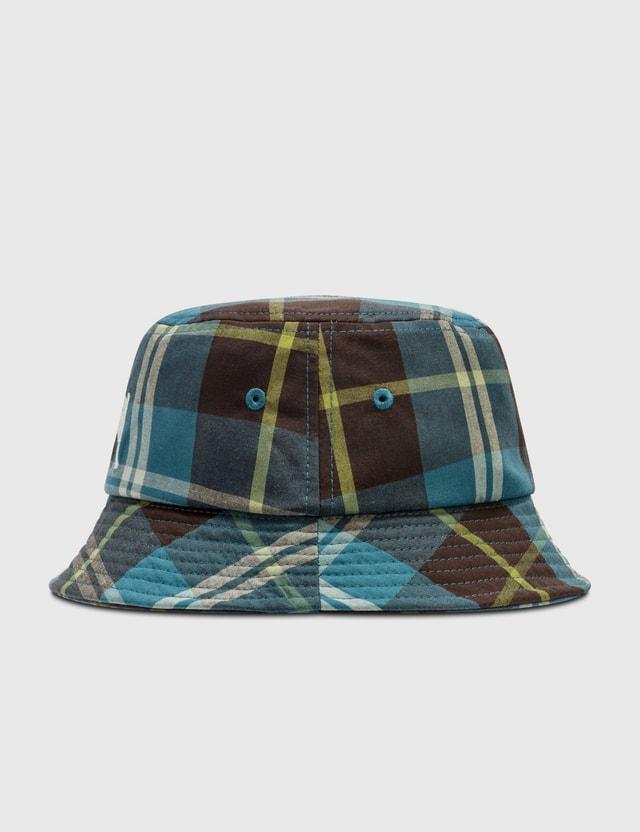 Stussy Big Logo Madra Bucket Hat