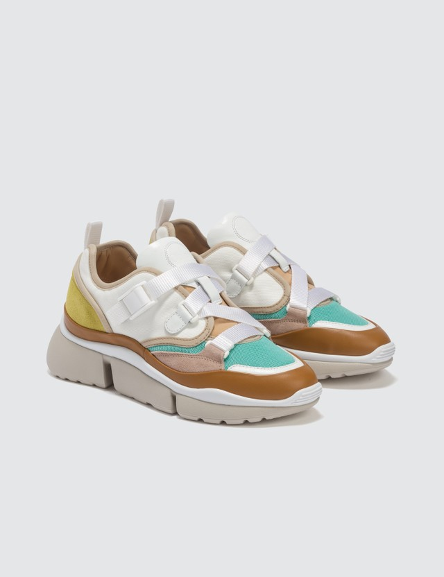 Chloé Sonnie Low-top Sneaker