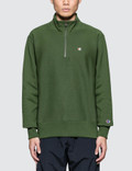 Champion Reverse Weave Half Zip Sweatshirt Picture
