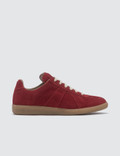 Maison Margiela Lace-up Trainers Picutre