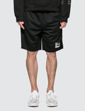 Alexander Wang Jersey Sport Shorts with player ID Patch Picture