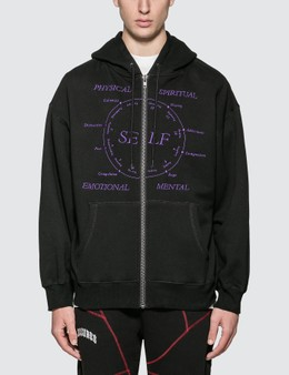 Pleasures Clarity Zip Hoodie