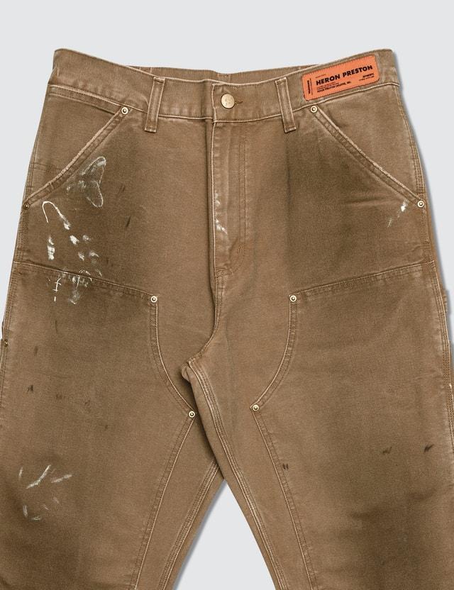 Heron Preston Heron Preston X Carhartt Pants