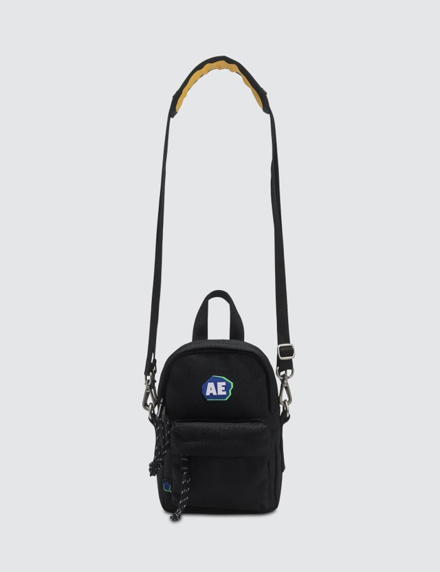 Ader Error Embroidered Logo Mini Crossbody Bag