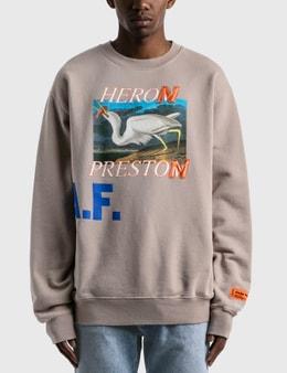Heron Preston Heron A.F. Crewneck