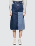 Calvin Klein Jeans Midi Skirt Picture