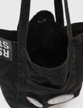 Raf Simons Denim Tote Bag Black Men