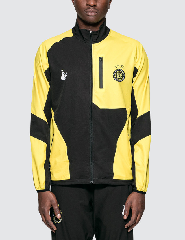 #FR2 #FR2 Team Jacket Yellow Men
