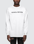 Seventh Heaven Logo L/S T-Shirt