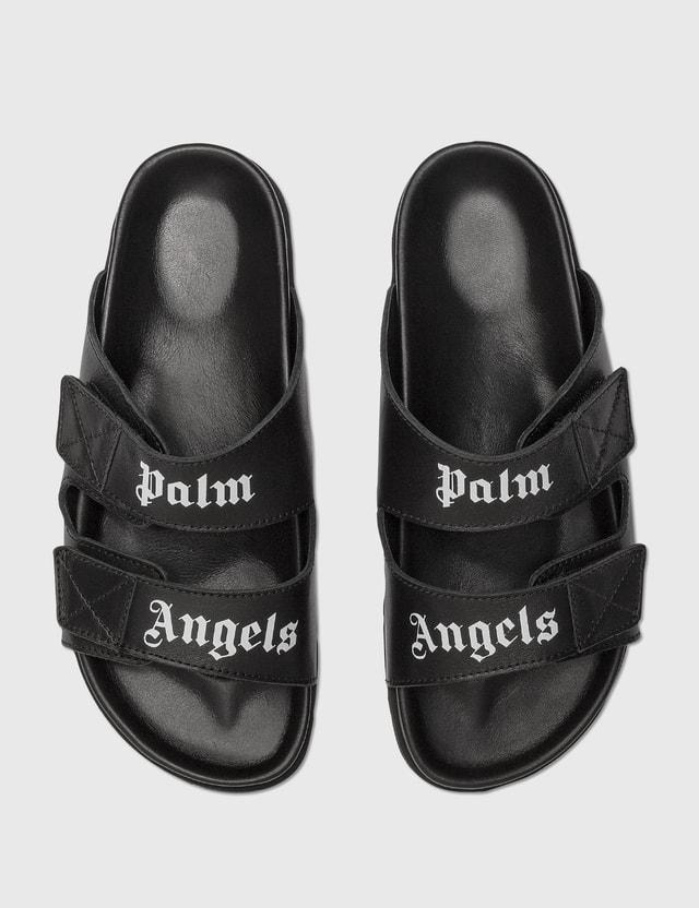 Palm Angels Palm Angels Sandal Black Men