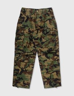 Mastermind Japan Mastermind Japan Camo Cargo Pants