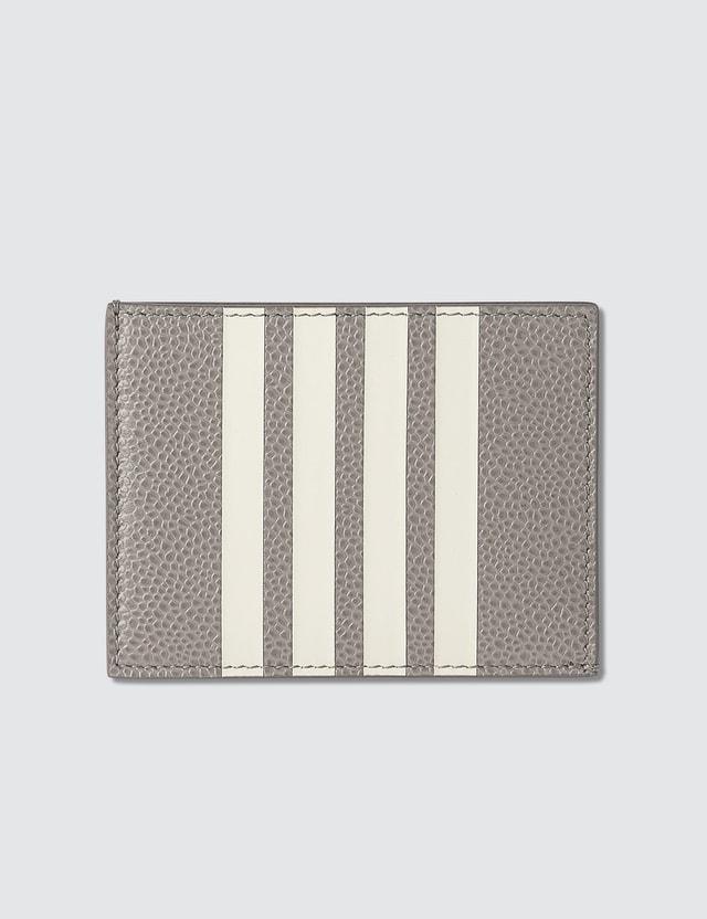 Thom Browne Single Card Holder