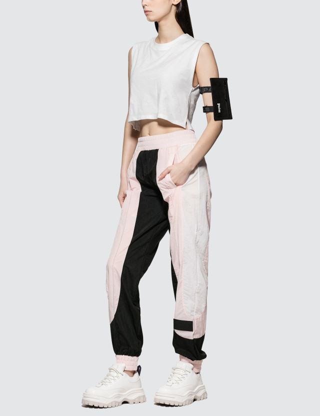 Palm Angels Color Block Track Pants