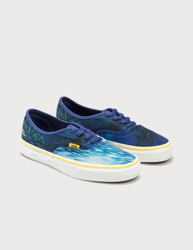 Vans x National Geographic Authentic