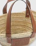 Loewe Small Basket Bag Natural/tan Women