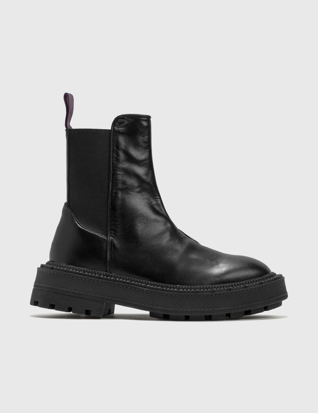 Eytys Rocco Leather Boots