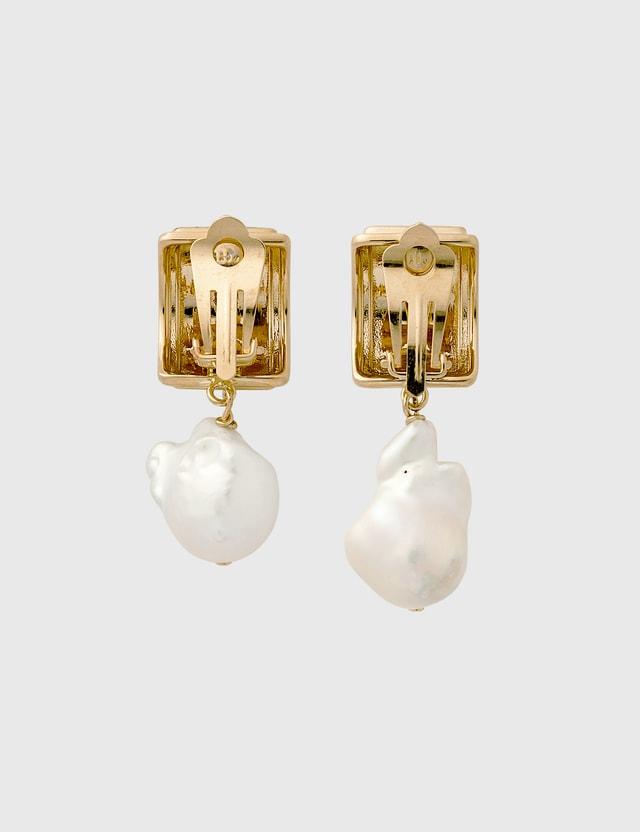 Safsafu Rosa Earrings Pearl Women