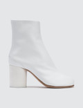 Maison Margiela Tabi Split-Toe Leather Ankle Boots Picture