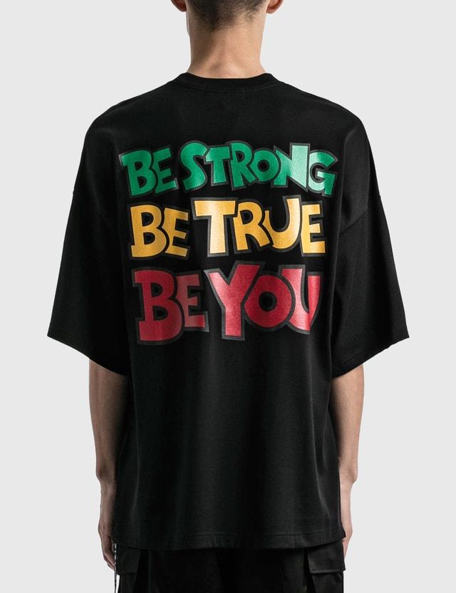 Mastermind World Be Strong T-shirt Black Men