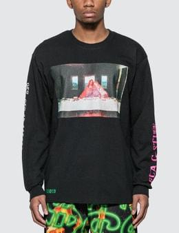 Flagstuff Supper Long Sleeve T-Shirt