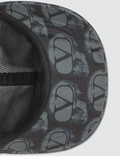 Valentino Valentino Garavani x Undercover Nylon Print Aviator Hat