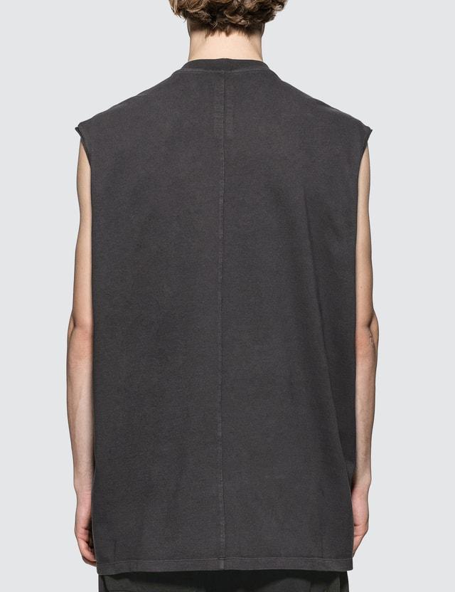 Rick Owens Drkshdw Tarp Sleeveless T-Shirt