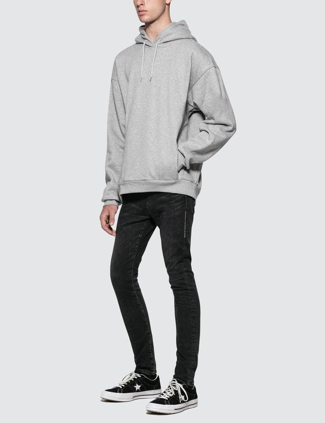Denim By Vanquish & Fragment Wash Stretch Skinny Denim Jeans
