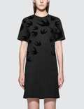 McQ Alexander McQueen T-shirt Dress Picture