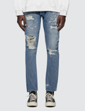 Mr. Completely Emirates Distressed Jeans Picture