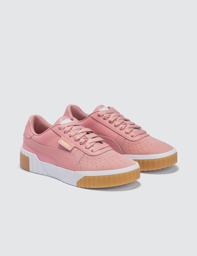 Puma Cali Exotic Women's Sneaker Bridal Rose-bridal Rose Women