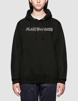 PLACES + FACES | Places + Faces Embroidery Logo Hoodie | Goxip