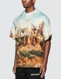 Palm Angels Canyon Bowling Shirt