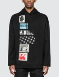 Raf Simons Hoodie With Patches Picutre