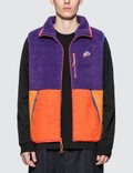 Nike Nike Sportswear Color Blocked Fleece Vest Picutre