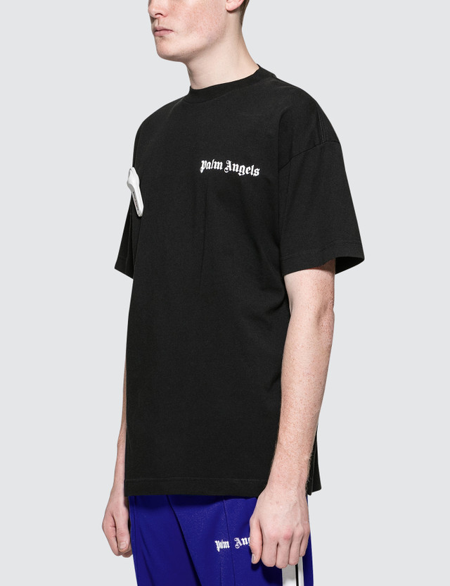 Palm Angels New Basic S/S T-Shirt