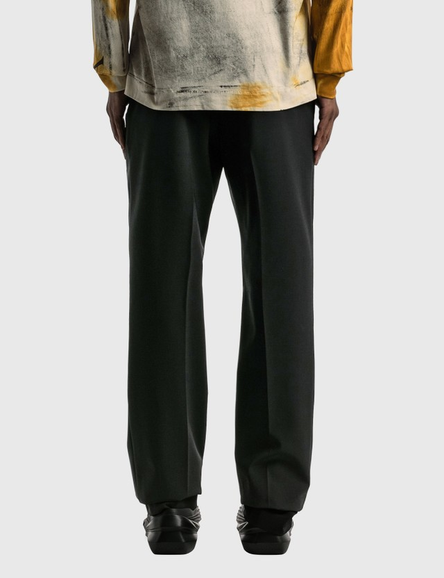 1017 ALYX 9SM Elastic Waist Tailoring Pants Black Men