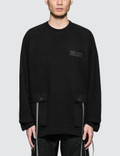 White Mountaineering Big Pocket Sweatshirt Picture