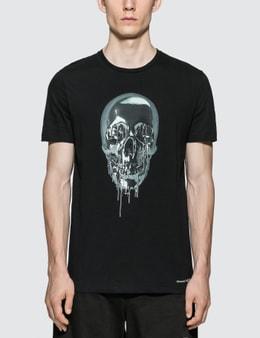 Alexander McQueen Metallic Skull T-shirt