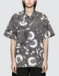 C2H4 Los Angeles Disposed Flashdrive Full Print Short Sleeve Shirt Picture