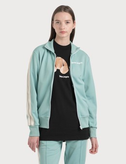 Palm Angels Aquamarine Track Jacket