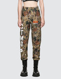 Heron Preston CTNMB Camo Slimfit Sweatpants Picture