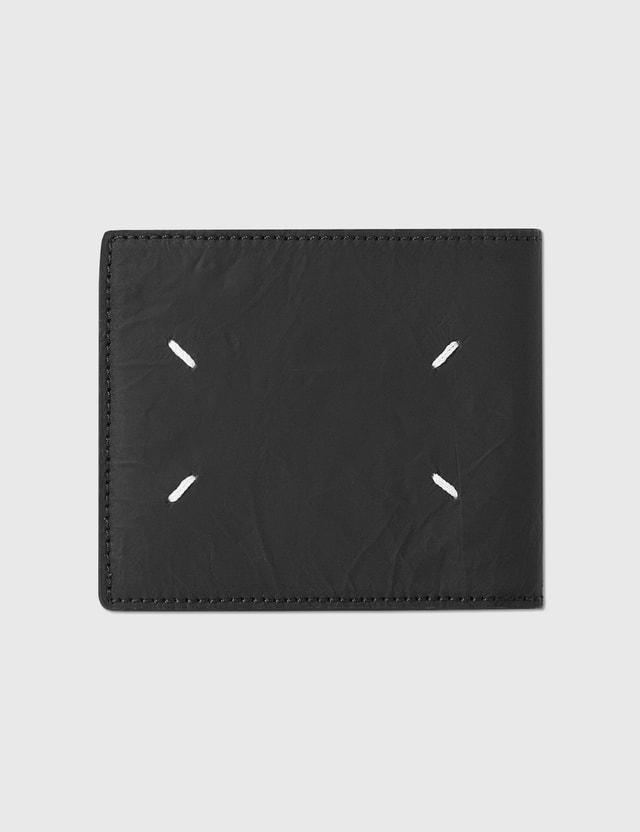 Maison Margiela Bi-fold Wallet Black Men