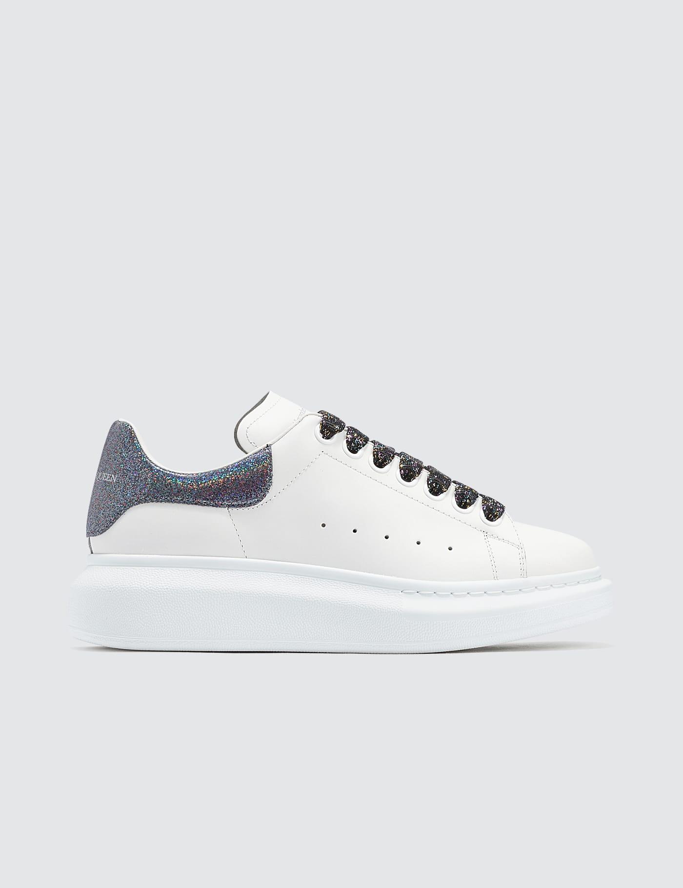McQueen Glitter Oversized Sneaker