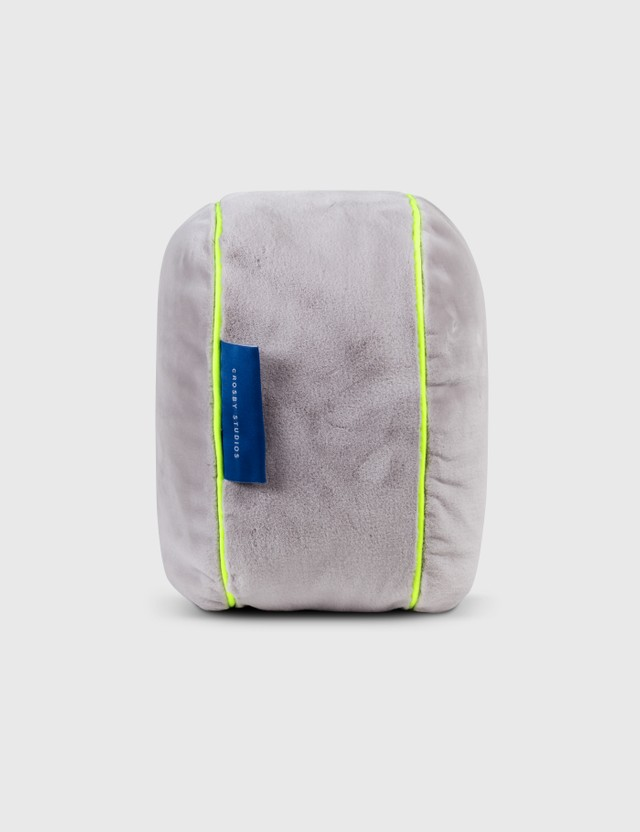 Crosby Studios Plush Cubic Pillow